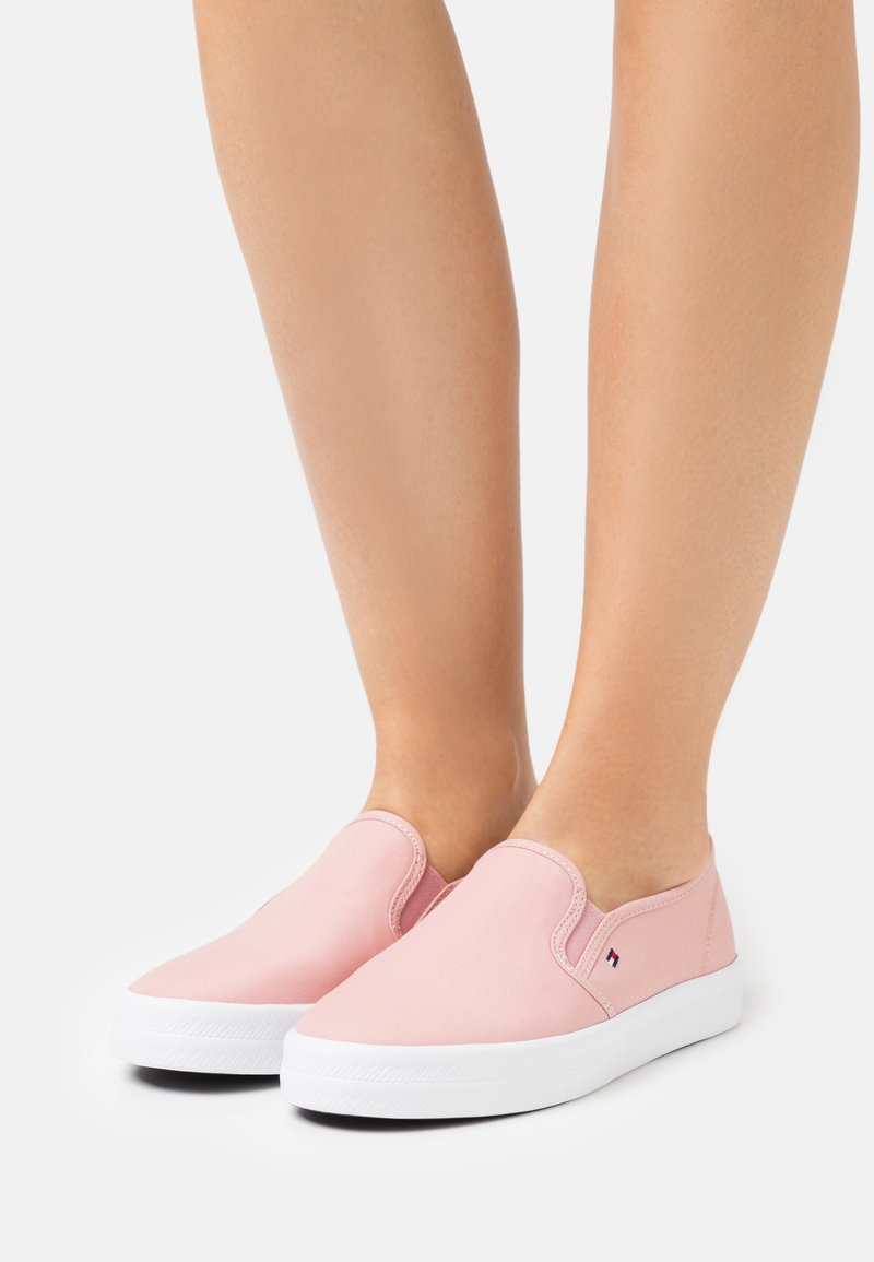 Tommy Hilfiger - ESSENTIAL NAUTICAL - Trainers - soothing pink