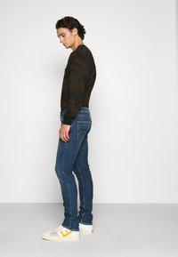Nudie Jeans - LEAN DEAN - Slim fit jeans - blue vibes - 3
