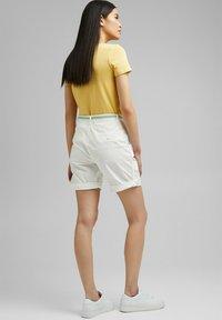 Esprit - Shorts - white - 2