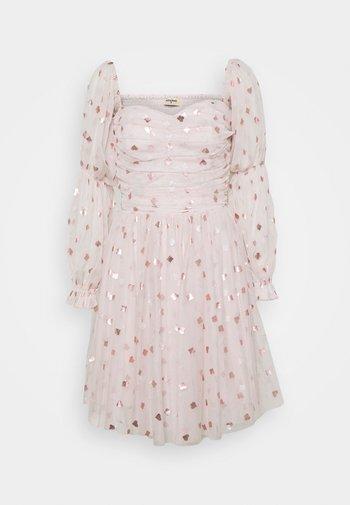 CALENTINA DRESS - Cocktail dress / Party dress - nude