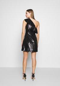 MICHAEL Michael Kors - SEQUIN DRESS - Robe de soirée - black - 2