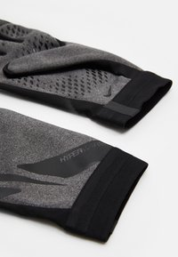Nike Performance - UNISEX - Fingerhandschuh - charcoal heathr/black - 2