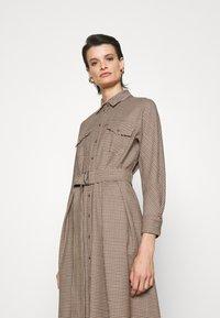 WEEKEND MaxMara - OTARIA - Shirt dress - dark brown - 5
