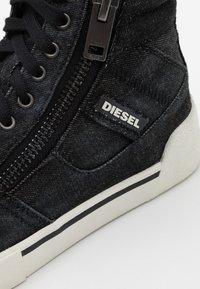 Diesel - D-VELOWS S-DVELOWS - Sneakers alte - black - 5
