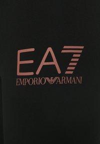 EA7 Emporio Armani - Leggings - Trousers - black - 2