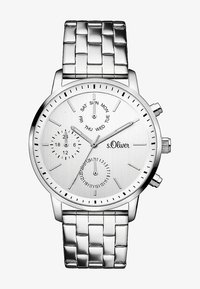s.Oliver - Watch - silver-coloured - 0