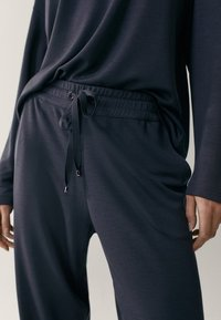 Massimo Dutti - Tracksuit bottoms - dark grey - 5