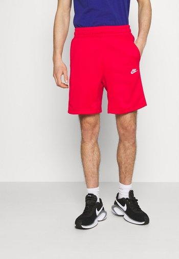 TRIBUTE - Shorts - university red