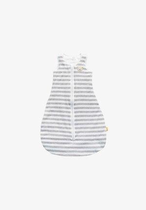 NICKY - Baby's sleeping bag - soft grey melange