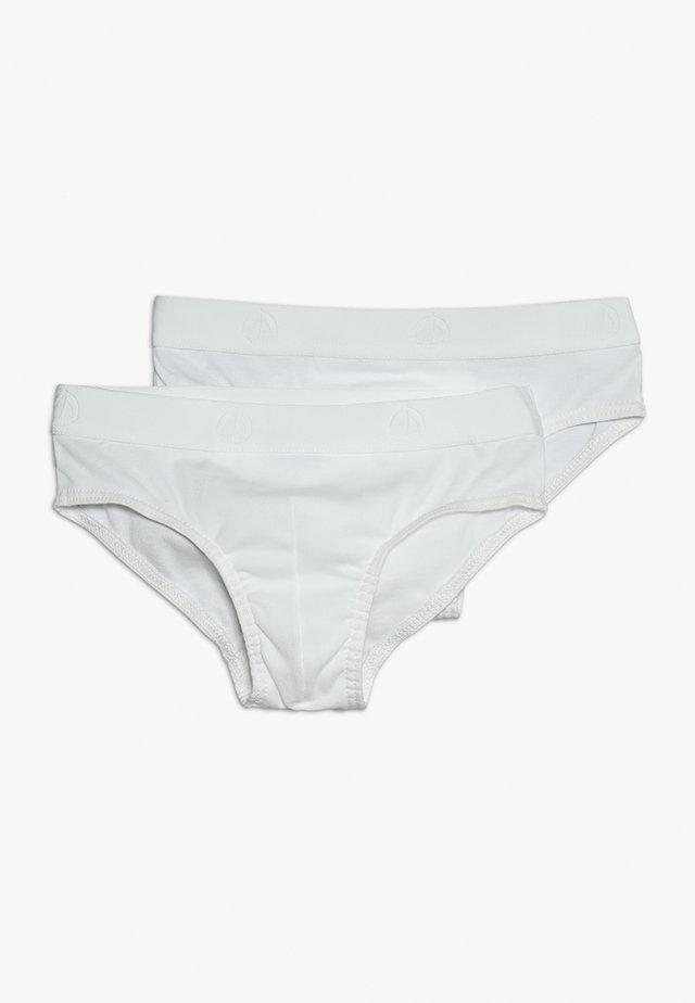 LOT 2 PACK - Slip - white