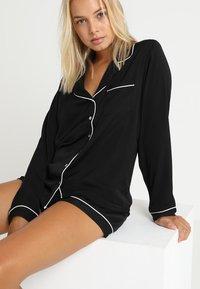 Anna Field - SET - Pyjamaser - black - 3