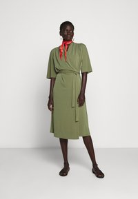 By Malene Birger - IVESIA - Jersey dress - olivine - 1