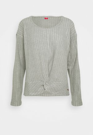 LONGSLEEVE - Pyjamashirt - stone grey