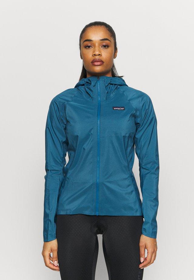 DIRT ROAMER - Hardshell jacket - steller blue