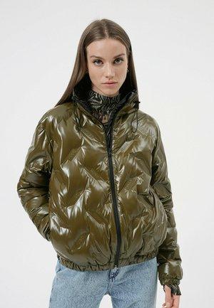 FARIANA - Down jacket - khaki