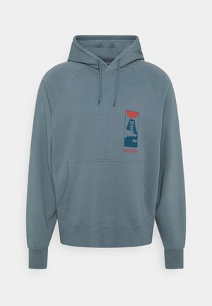 CLOUDY HOODIE SWEAT - Sweatshirt - heavy unbrushed felpa