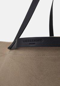 Liebeskind Berlin - SHOPPER LARGE - Tote bag - taupe - 3