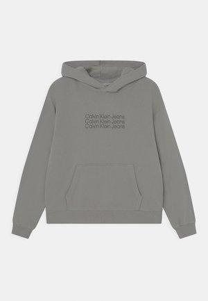 HOODIE UNISEX - Sweatshirt - grey