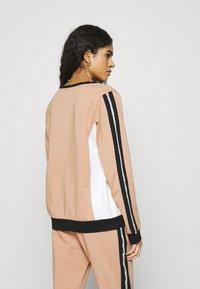 Liu Jo Jeans - FELPA CHIUSA - Sweatshirt - praline - 4
