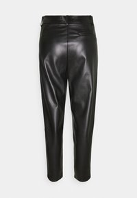 Freequent - FQHARLEY ANKLE - Trousers - black - 1
