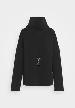 BARTON - Sweatshirt - black