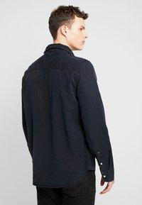 Calvin Klein Jeans - MODERN WESTERN SHIRT - Camisa - blue black - 2