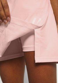 adidas Golf - PERFORMANCE SPORTS GOLF REGULAR SKIRT - Sportovní sukně - pink tint - 3