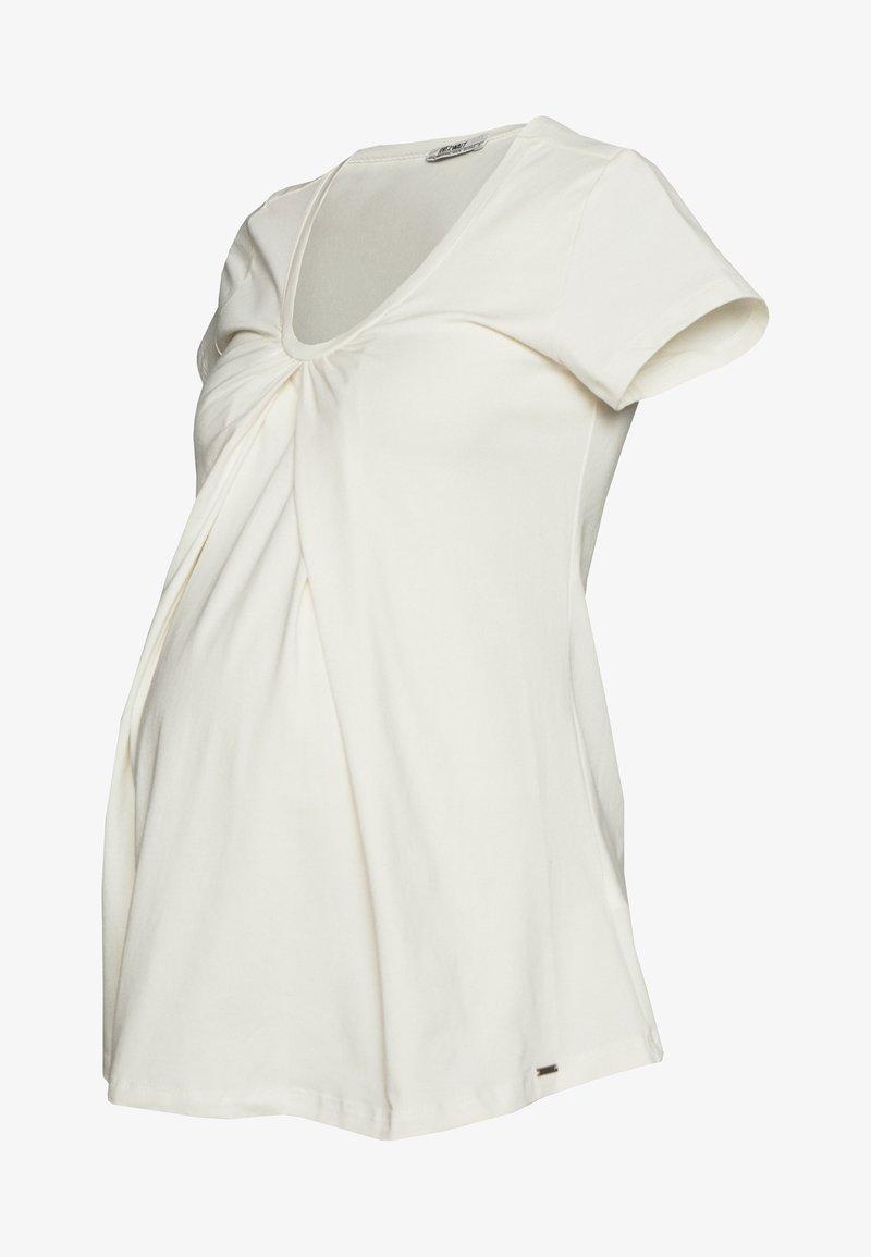 LOVE2WAIT - NURSING - Print T-shirt - off white