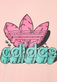 adidas Originals - TEE UNISEX - T-shirt con stampa - glow pink - 2