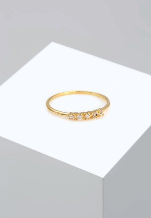 VALENTIN - Ring - gold-coloured
