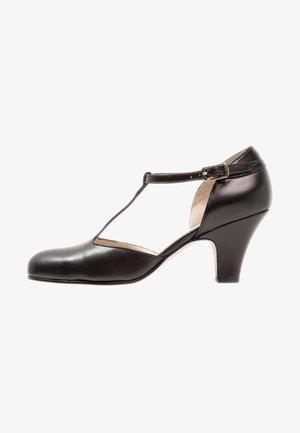 Classic heels - tibet black