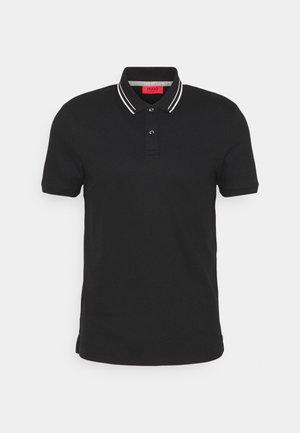 DOLFY - Polo shirt - black