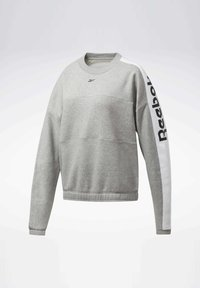 Reebok - CREW - Sweater - grey - 8
