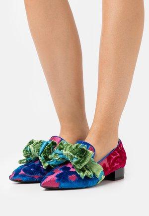 Slip-ons - multicolor