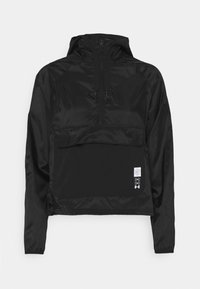 Under Armour - RUN ANYWHERE ANORAK - Giacca da corsa - black - 3
