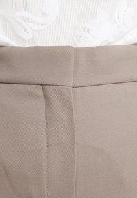 See by Chloé - Spodnie materiałowe - cinder beige - 6