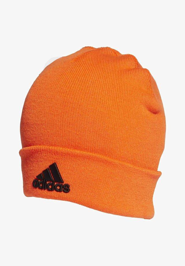 LOGO BEANIE - Mössa - orange