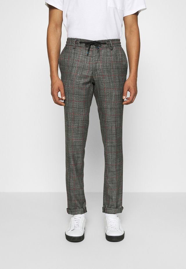 MILANO - Trousers - grey