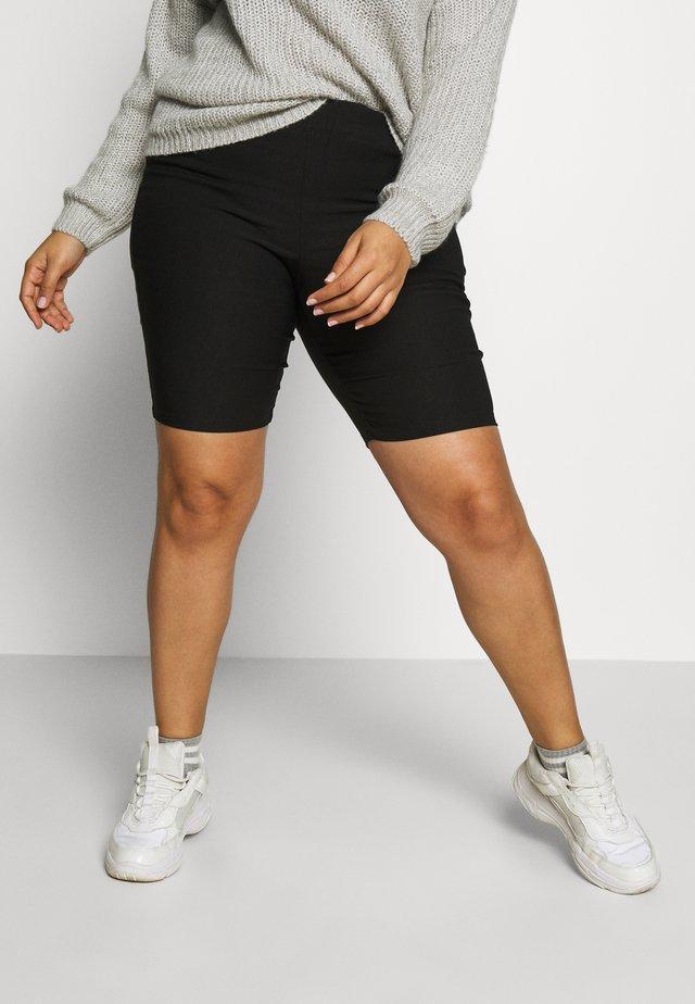 KCJONI SHAPE  - Shorts - black deep