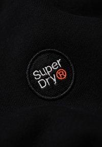 Superdry - COLLECTIVE - Felpa aperta - black - 4