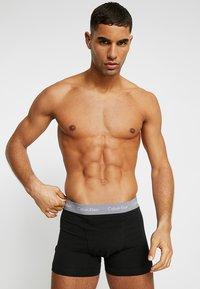 Calvin Klein Underwear - TRUNK 3 PACK - Pants - multi - 1