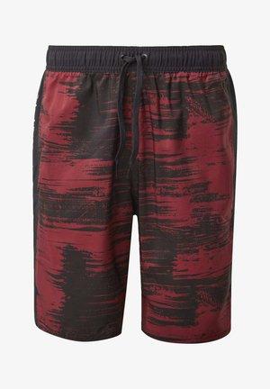 ARSENAL FC SWIM SHORTS - Swimming shorts - black