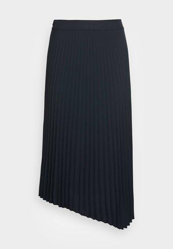 RELITA - Pleated skirt - mystic blue