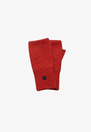STUDIOS LUXE HALF - Fingerless gloves - flame marl