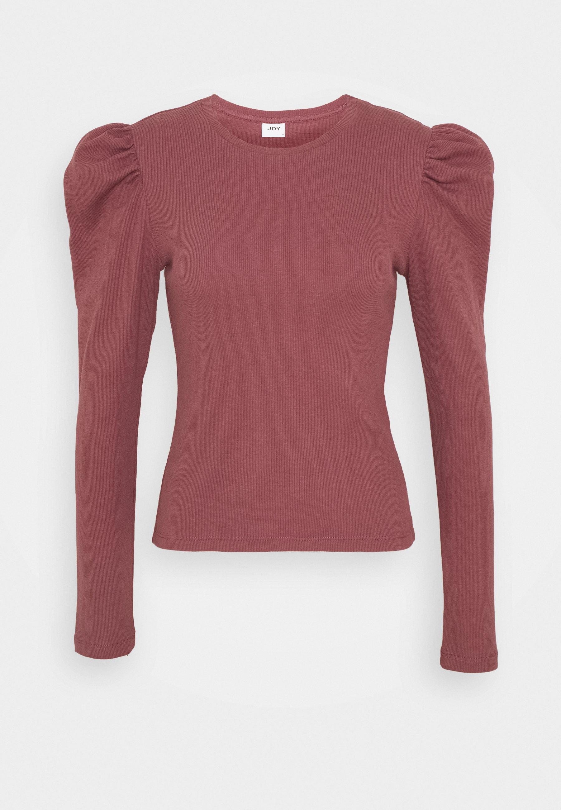 Women JDYCEREN PUFF SLEEVE - Long sleeved top