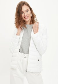 DeFacto - Winter jacket - white - 4