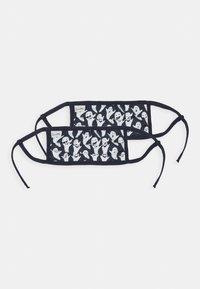 Sanetta - FACEMASK 2 PACK - Community mask - black - 0