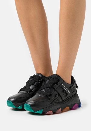 LETTIE - Trainers - black