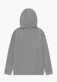 Vans - veste en sweat zippée - cement heather/black - 1