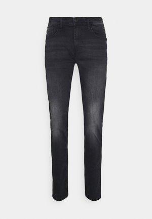 JET - Slim fit jeans - denim washed black